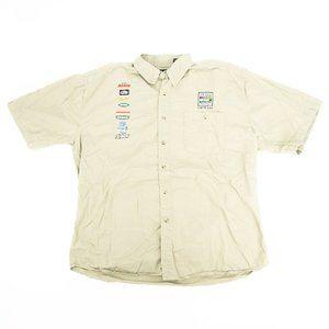 Peregrine Bay Men's Button Shirt Pure Fishing XL